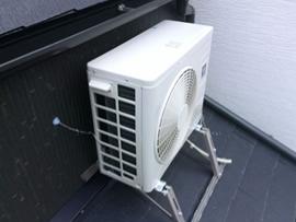 室外機/ソーラーパネル