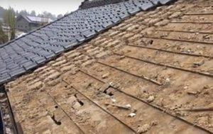 屋根 葺き替え