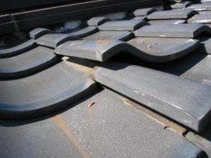 瓦屋根の取替方法