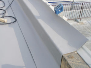 屋根工事 塩ビシート