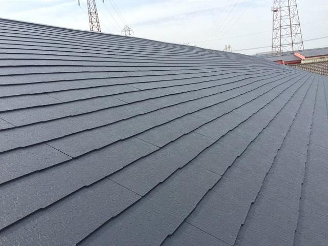 屋根材の種類と特徴 スレート