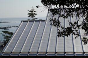 ガルバリウム 屋根