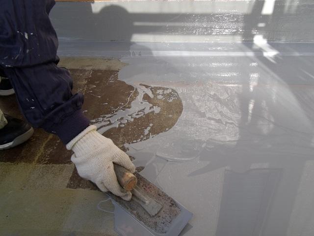 防水業者 屋根工事