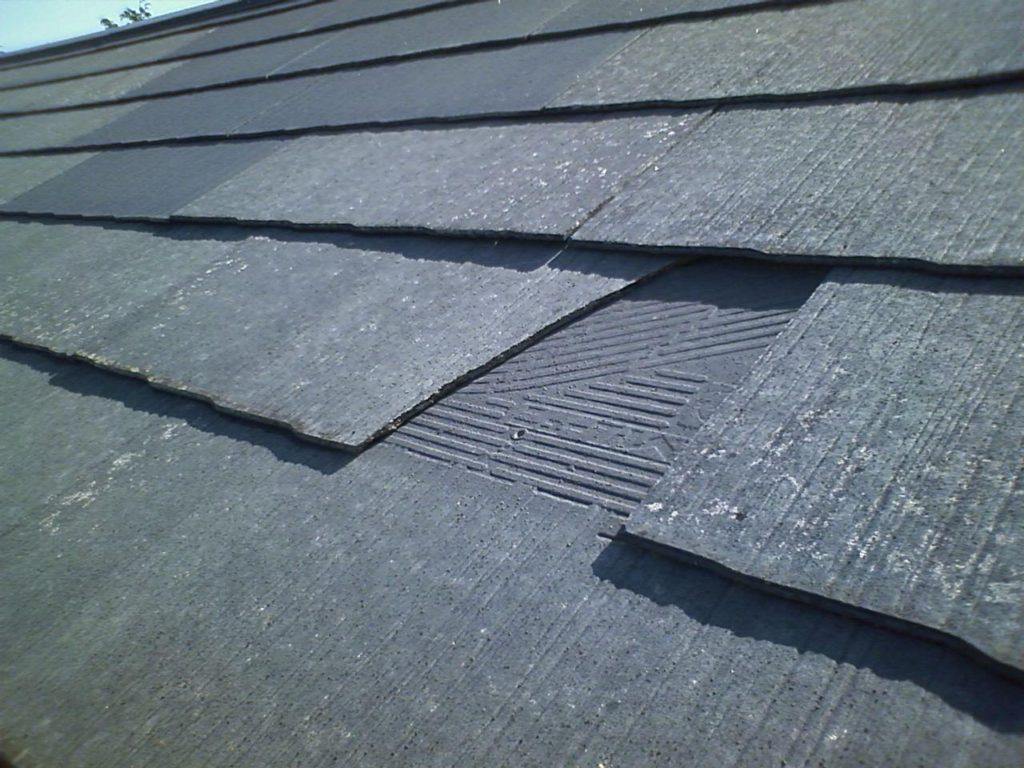 屋根補修 材料