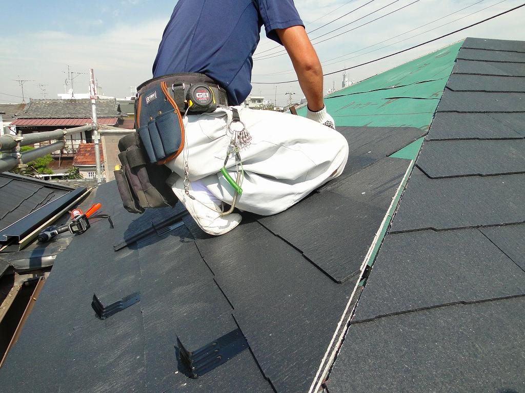 板金工事 屋根工事