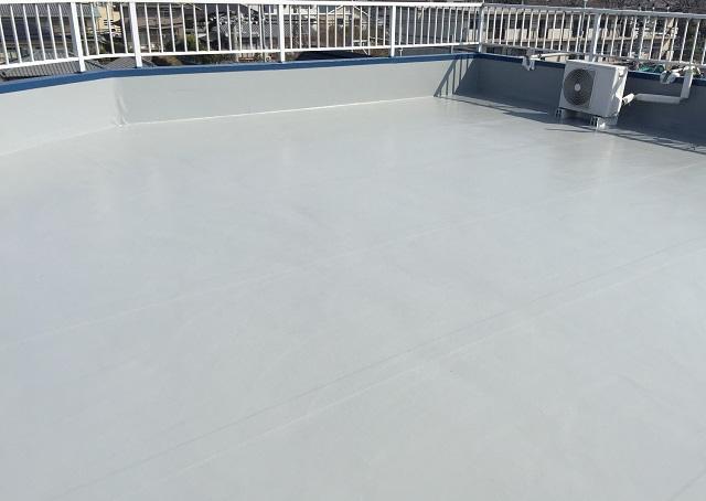 屋上陸屋根 防水