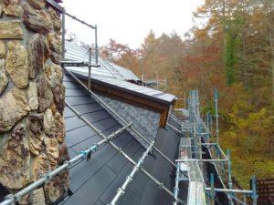 屋根工事 葺き替え