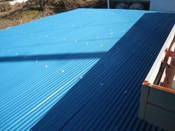 トタン屋根 屋根工事