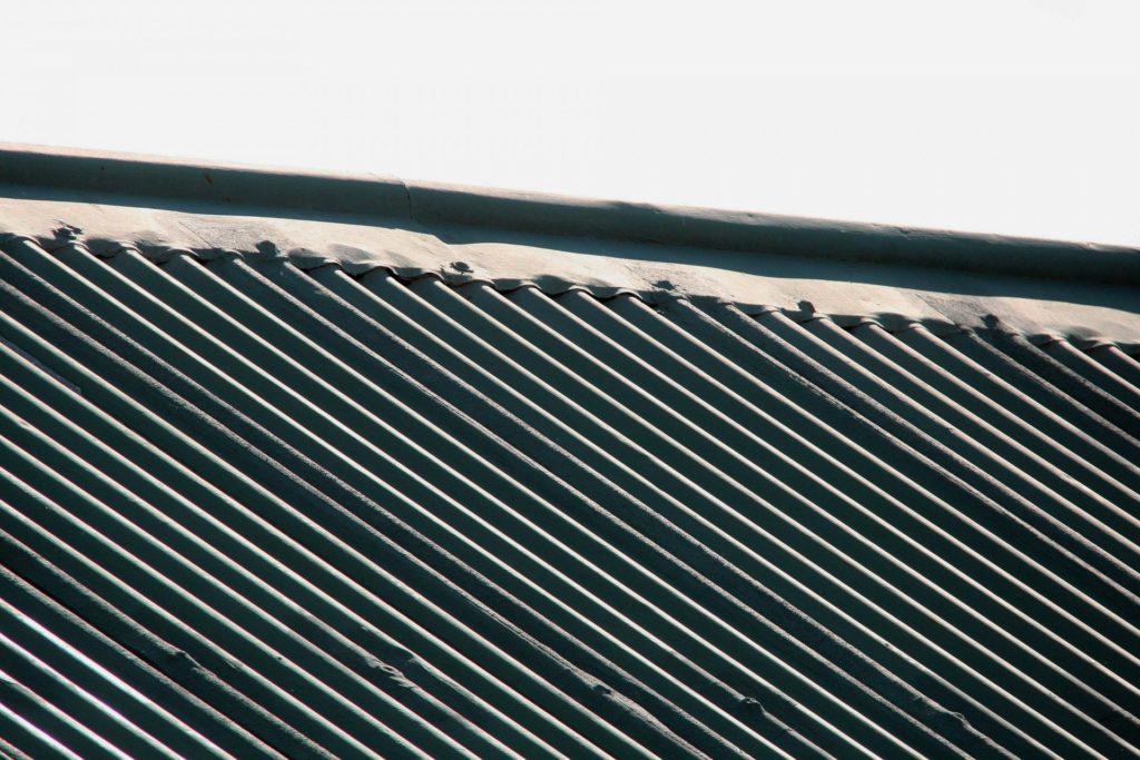 波トタン 屋根
