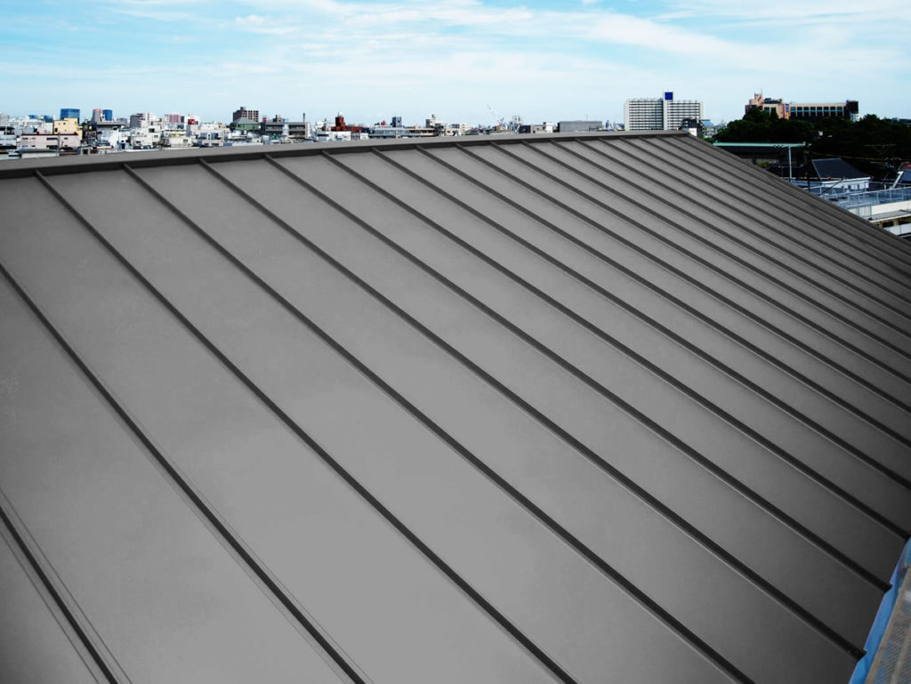 屋根 鋼板