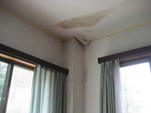 雨漏り修理補修費用