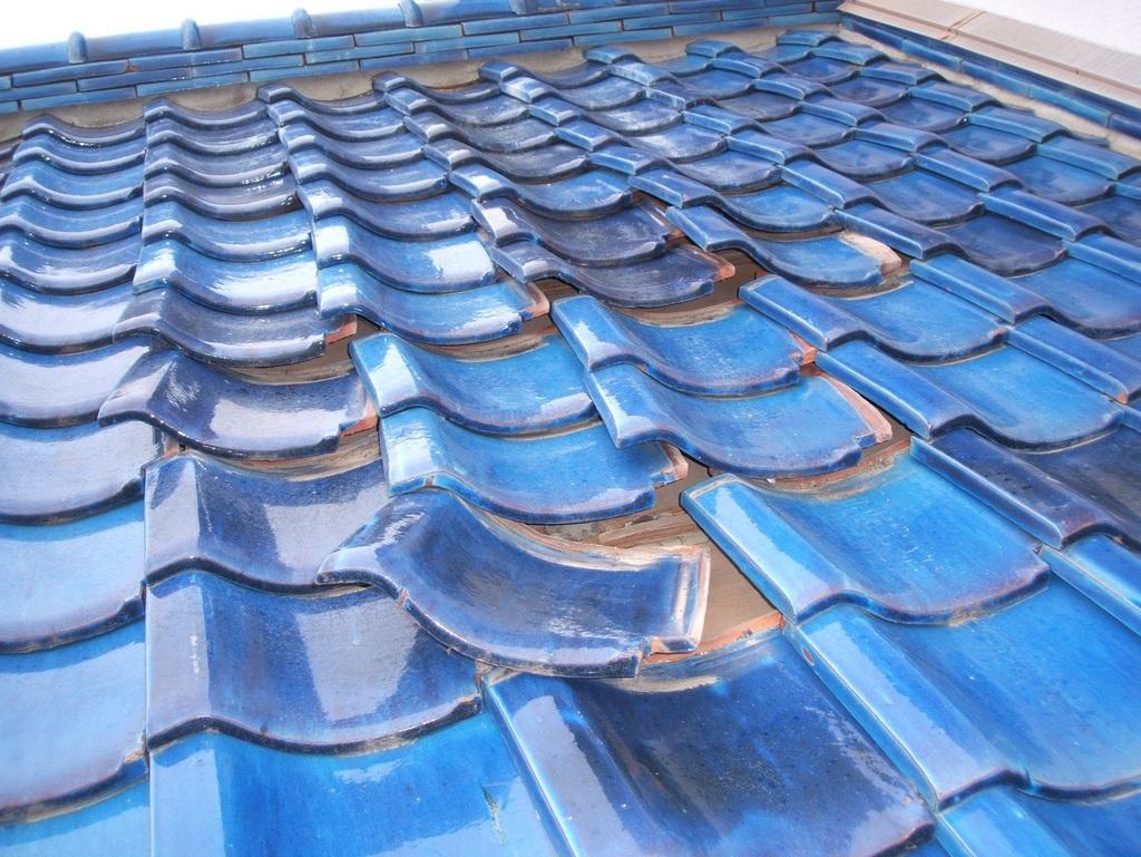 瓦屋根 補修費用