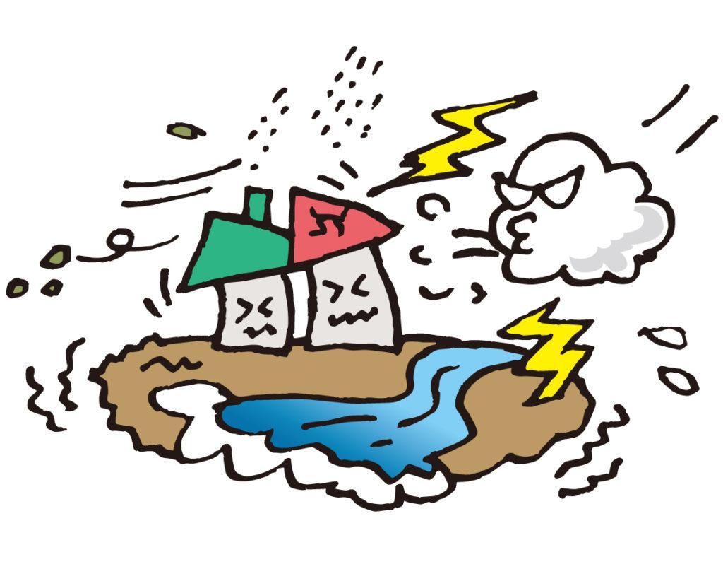 火災保険 屋根修理