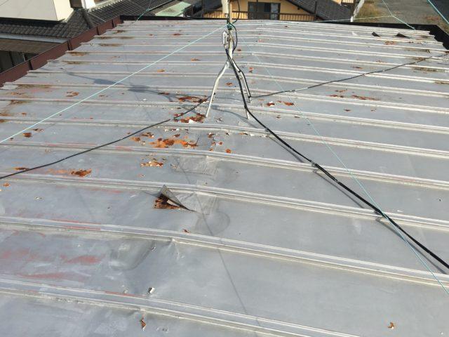 金属屋根(トタン)