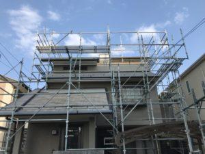 屋根外装工事