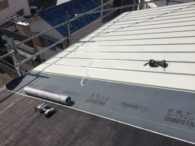 屋根工事の種類
