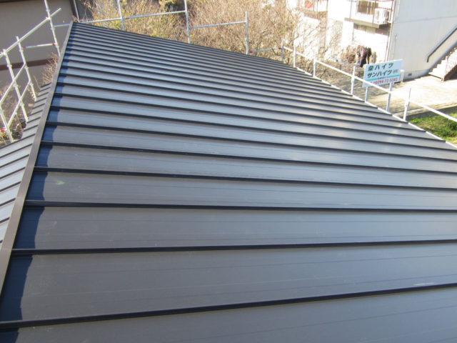 ガルバリウム鋼板 屋根