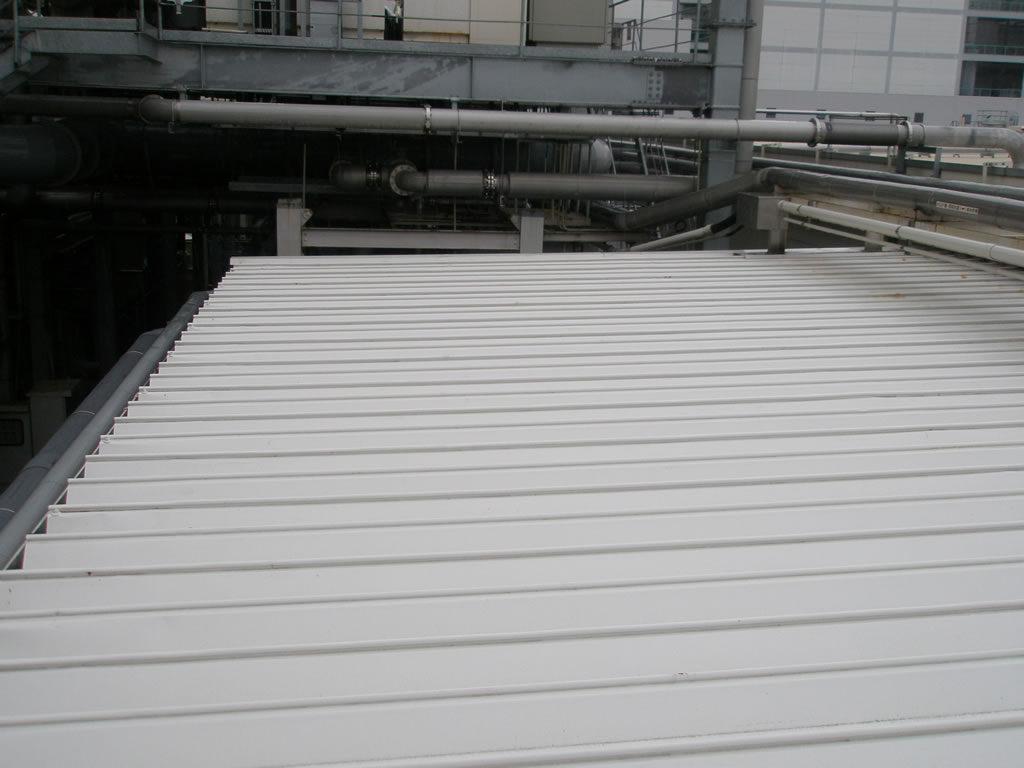 プレハブ屋根 修理
