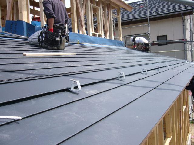 屋根工事 種類