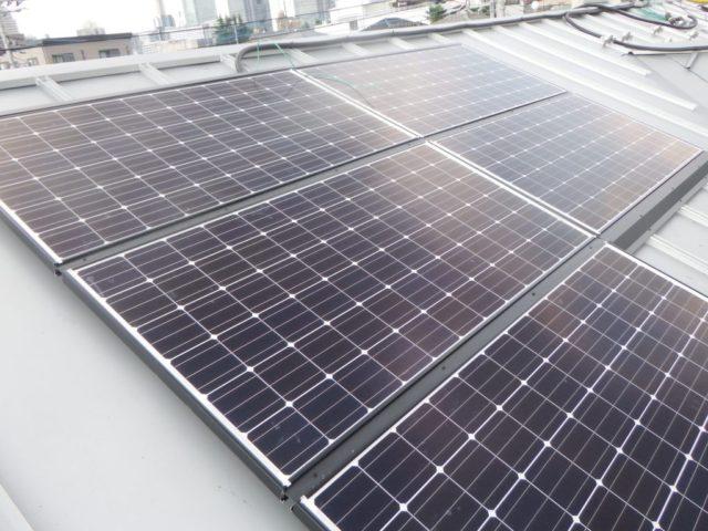 太陽光 屋根向き