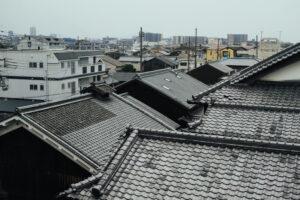 見た目が悪い屋根